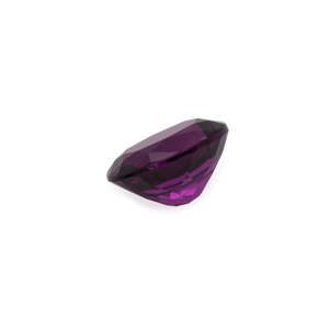 Royal Purple Garnet - lila, oval, 10x8 mm, 3,64 cts, Nr. RP90001
