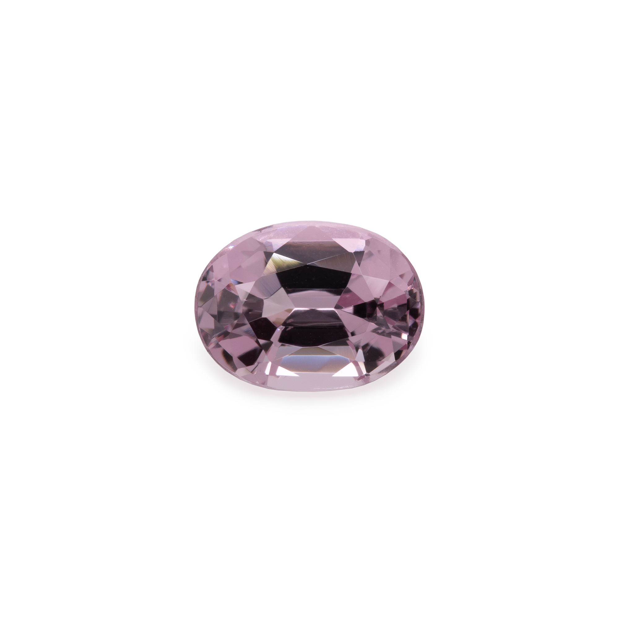 Spinell - rosa, oval, 7,9x5,87 mm, 1,49 cts, Nr. SP70001