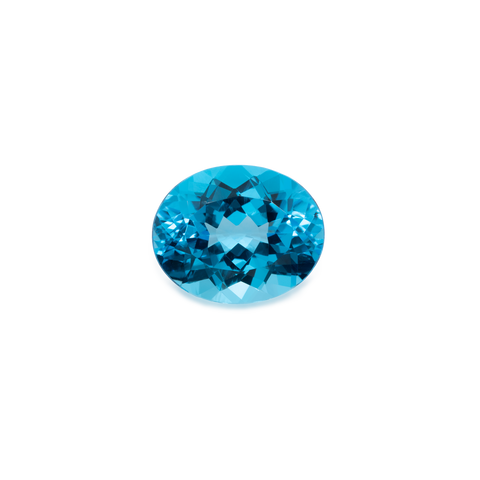 Topaz - london blue, oval, 15x12,12 mm, 10,07 cts, No. TPZ20001
