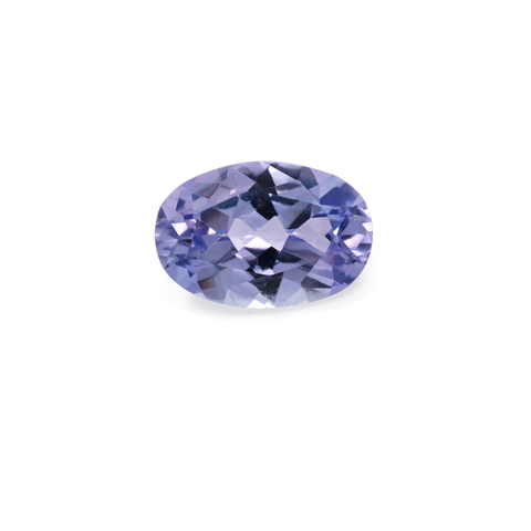 Tanzanite - A, oval, 6x4 mm, 0.40-0.50 cts, No. TZ49001