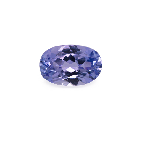 Tanzanite - AA, oval, 6x4 mm, 0.40-0.50 cts, No. TZ49002
