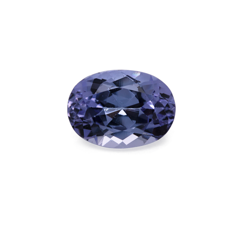 Tanzanite - AA, oval, 7x5 mm, 0.74-0.84 cts, No. TZ52002