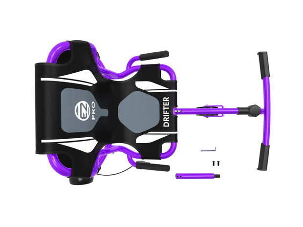 EzyRoller Drifter Pro X Royal Purple