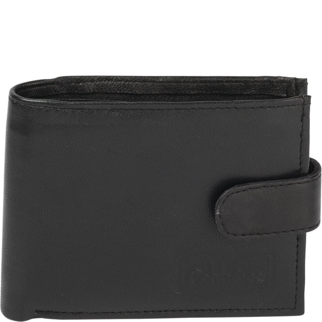 Cobb & Co-Leather Multi Compartment Wallet-BLACK / LEATHER-Mens Wallet |Gabee.com.au leather, Bags & Accessories since 1949 - 1