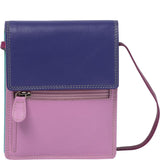 Gabee-Willow Passport Leather Bag-PURPLE-Womens Wallet |Gabee.com.au leather, Bags & Accessories since 1949 - 1