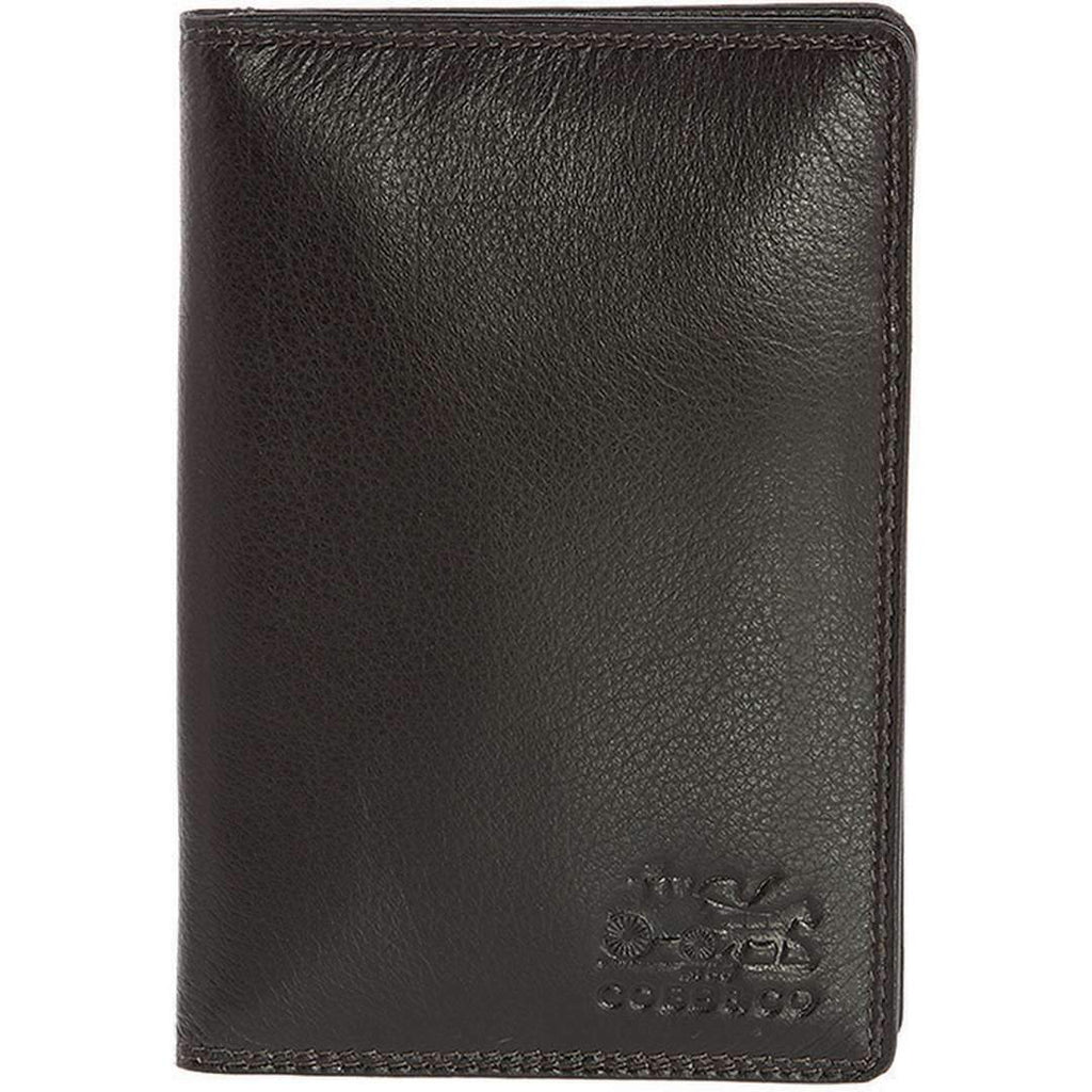 Logan Passport Leather Leather Case