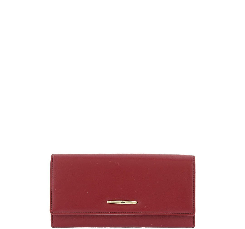 Gabee-Dani Leather Wallet-RED-Womens Wallet - Gabee Bags | Gabee.com.au - 2