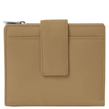 Penny RFID Protected Leather Wallet