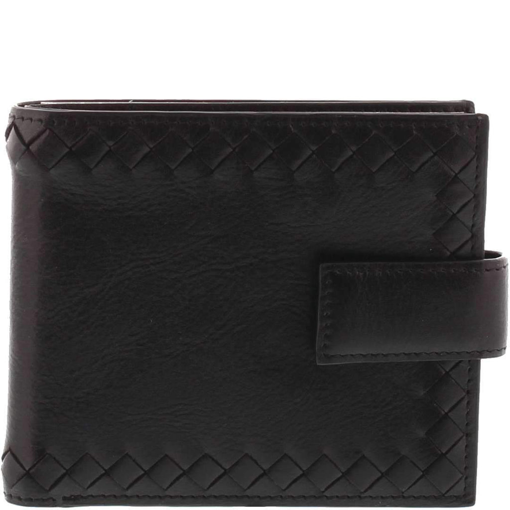 Frank RFID Bifold Leather Wallet