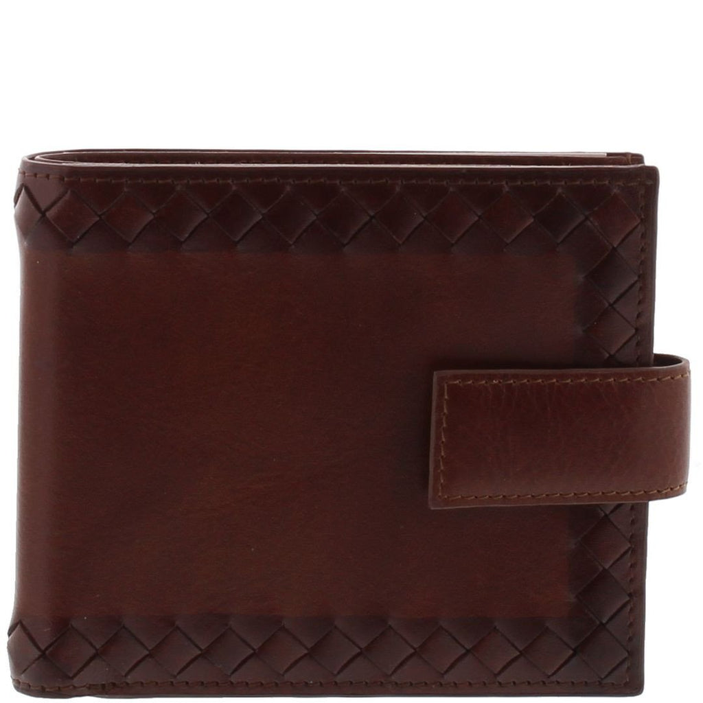 Cobb & Co-Rfid Bifold Leather Mens Wallet-BROWN-Mens Wallet |Gabee.com.au leather, Bags & Accessories since 1949 - 1