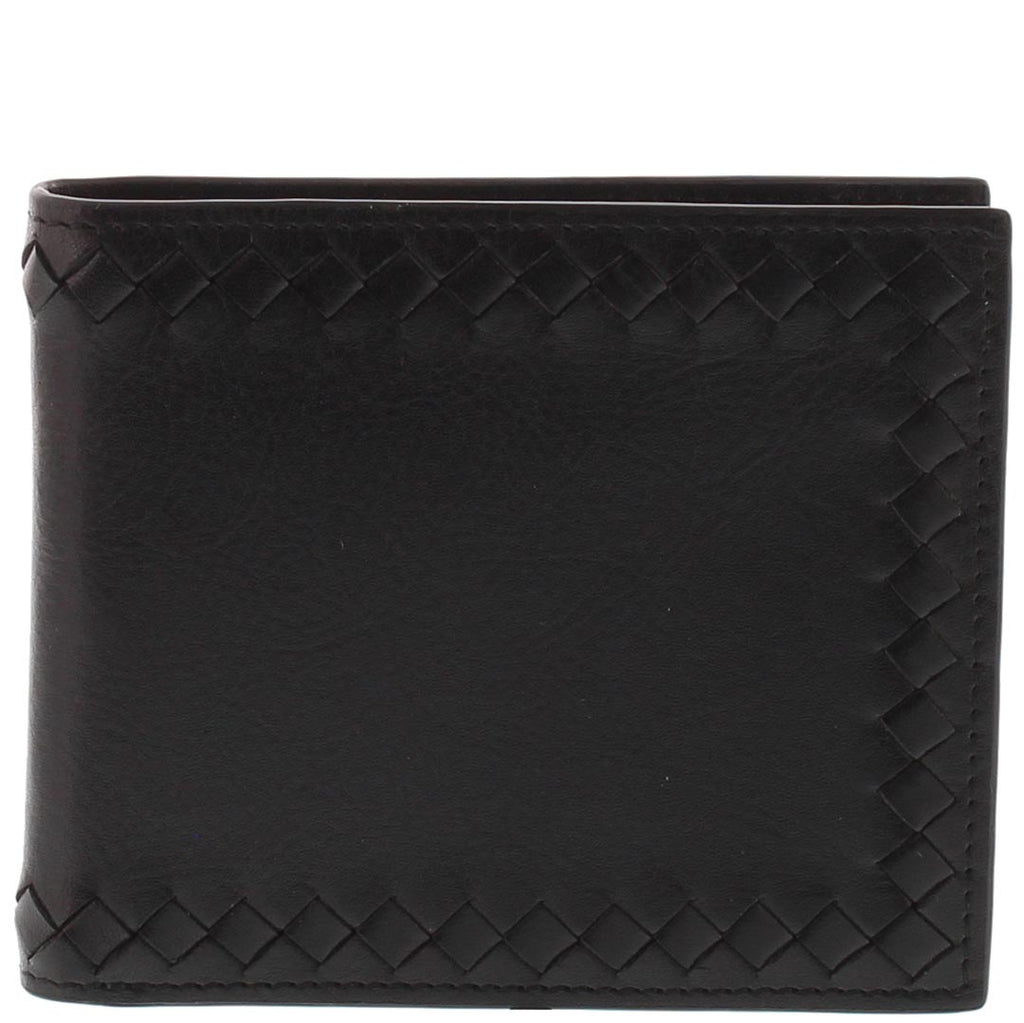 Marcus RFID Bifold Leather Wallet