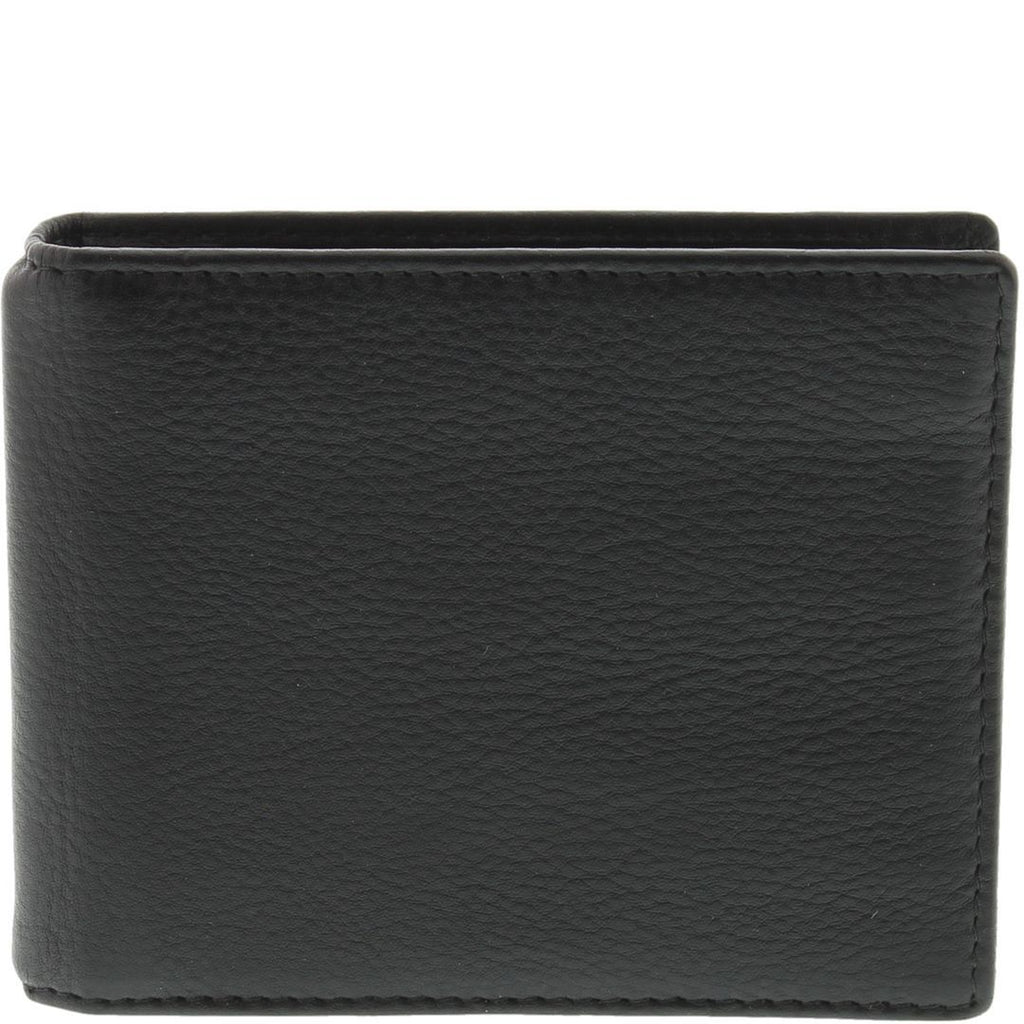 Bernie RFID  Safe Leather Wallet