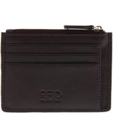 Clayton RFID Leather Card Holder