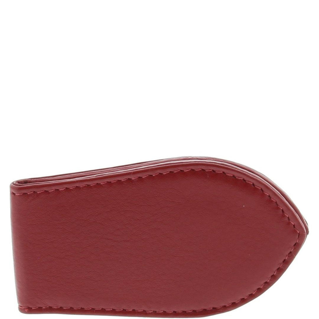 Cobb & Co-Leather Magnetic Money Holder-RED-Leather Accessories |Gabee.com.au leather, Bags & Accessories since 1949 - 1