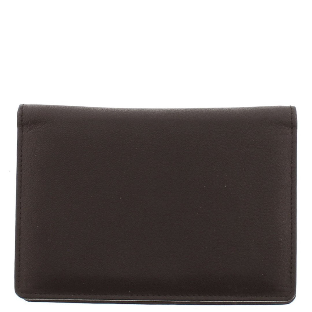Cobb & Co-Rfid Leather Passport Holder-BROWN-Travel Wallet - Gabee Bags | Gabee.com.au - 1
