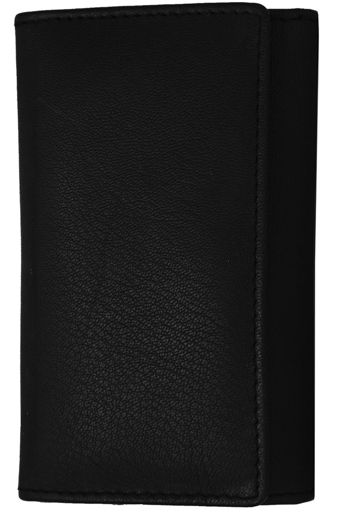 Cobb & Co-Leather Key Ring Wallet-BLACK-Mens Wallet - Gabee Bags | Gabee.com.au - 2