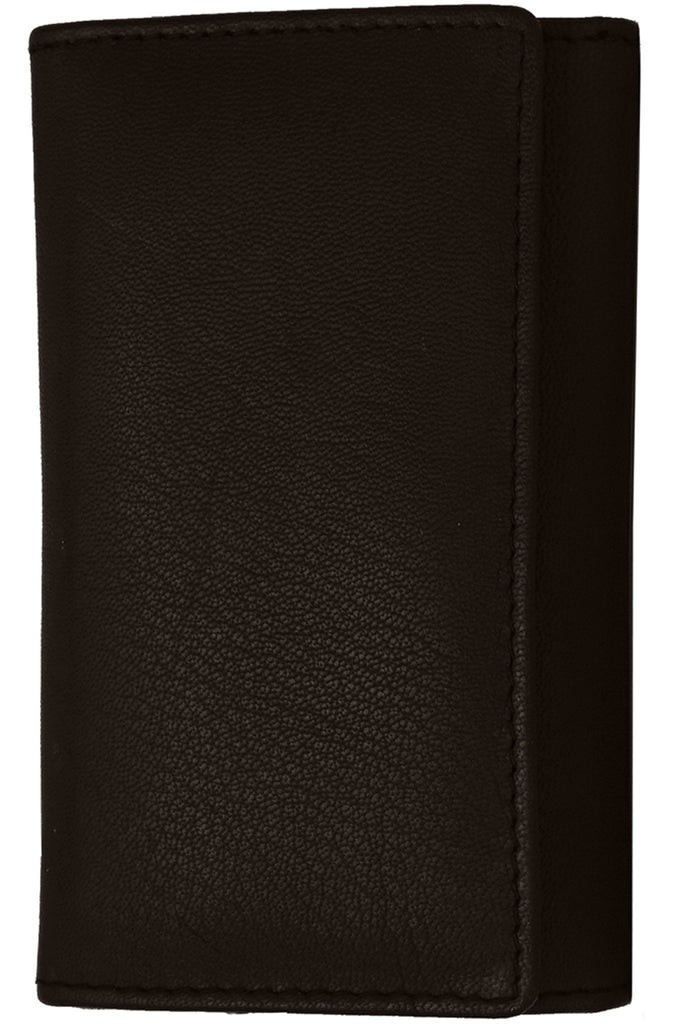 Cobb & Co-Leather Key Ring Wallet-BROWN-Mens Wallet - Gabee Bags | Gabee.com.au - 1