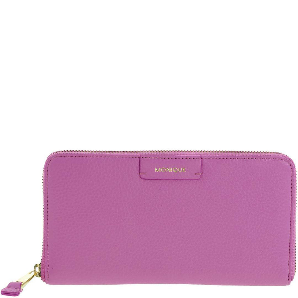 Victoria Leather Wallet