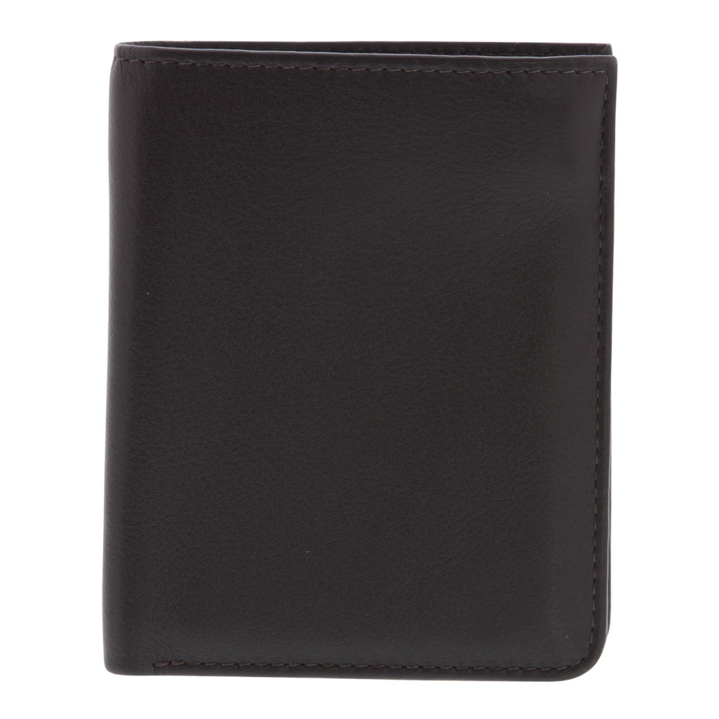 Mitchell RFID Safe Leather  Wallet