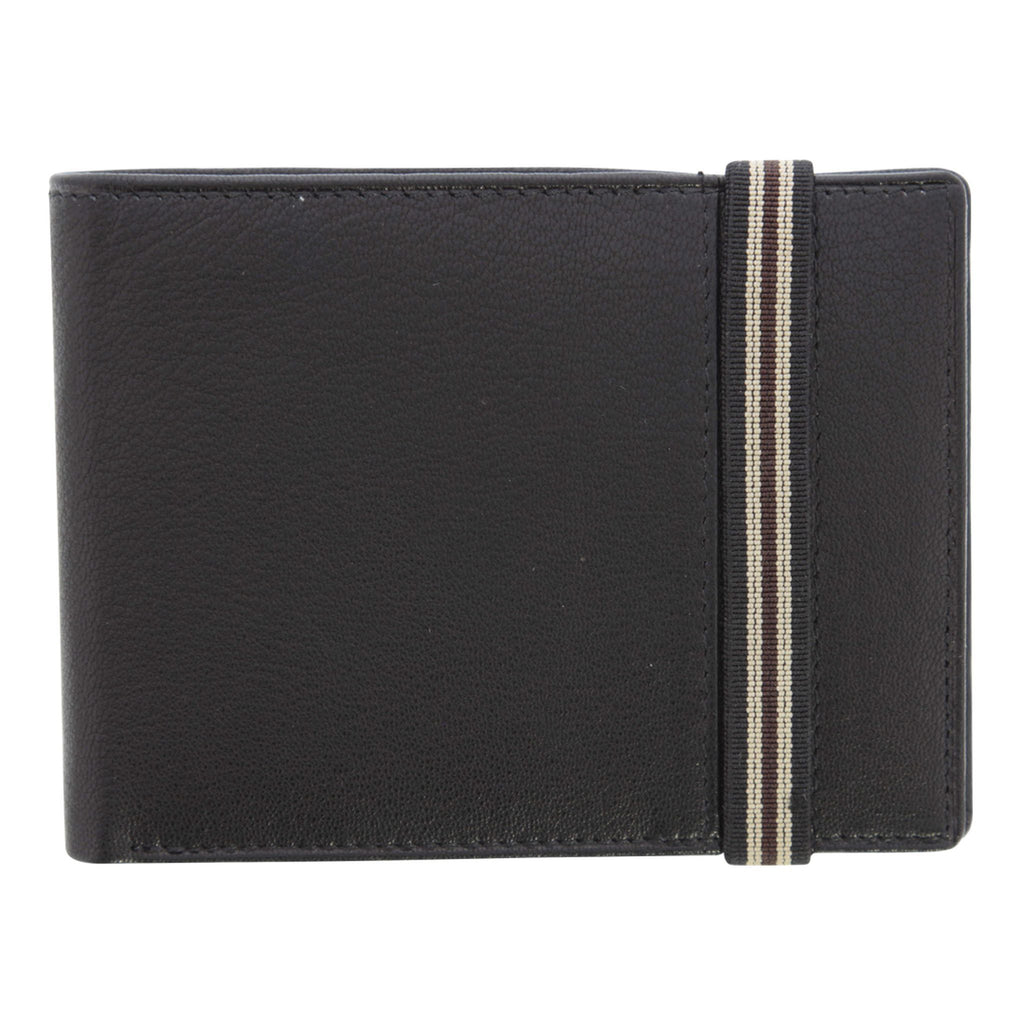 Viney Leather RFID Safe Wallet