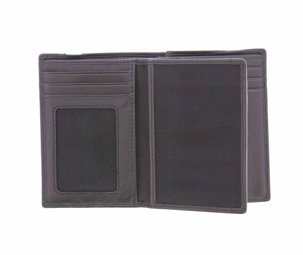 Spargo Leather RFID Safe Wallet