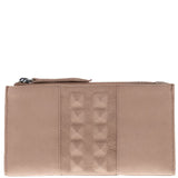 Verona Soft Leather Rockstud Wallet