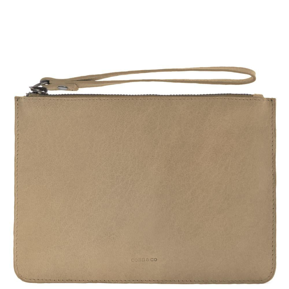 Mossman Leather Large Pouch