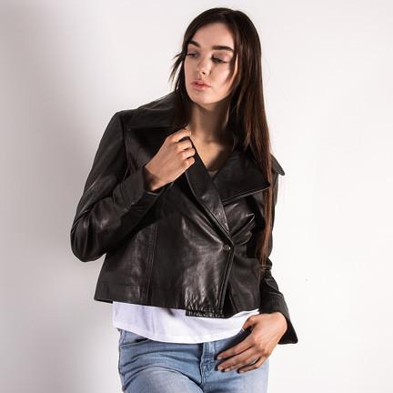 Monique-Bronte Leather Jacket--Jacket |Gabee.com.au leather, Bags & Accessories since 1949 - 1