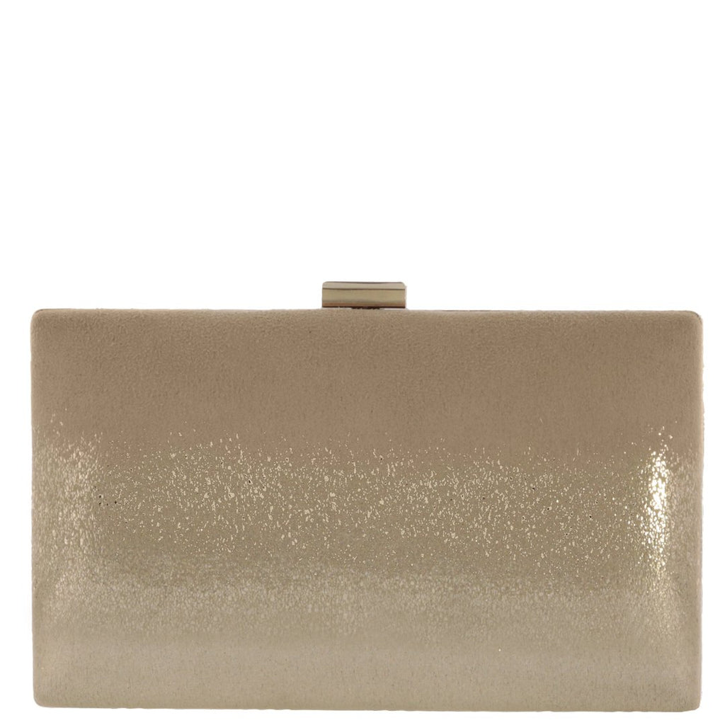 Mercury Rectangle Box Clutch