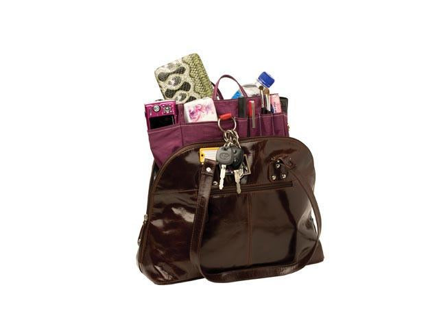 Gabee-Bag Organiser/Insert--Travel Organiser |Gabee.com.au leather, Bags & Accessories since 1949