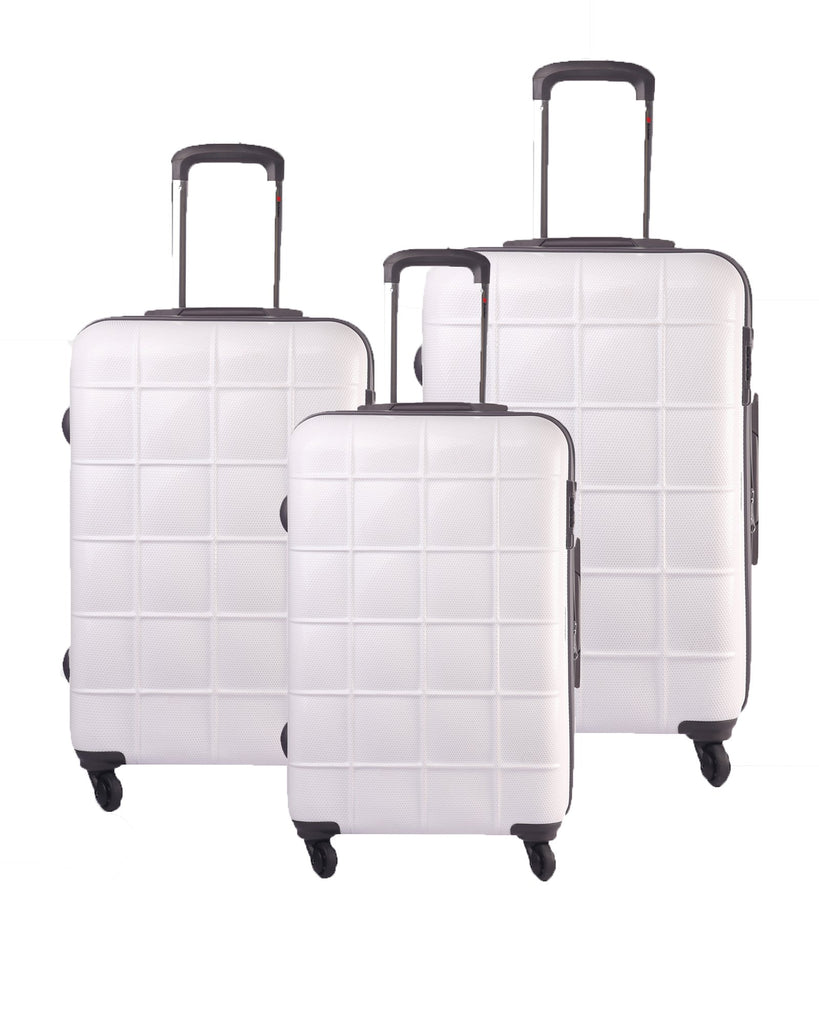 Durban Luggage 3 Piece Hardside Spinner