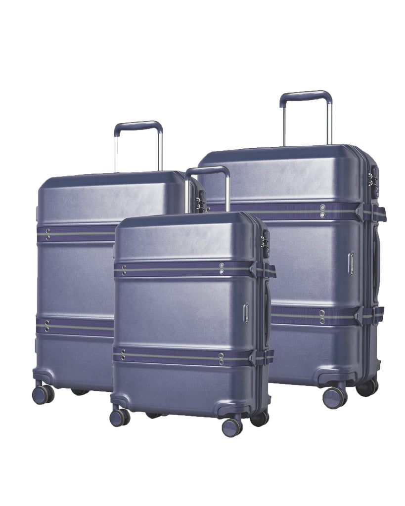 Sydney 3pc Hard Luggage Set
