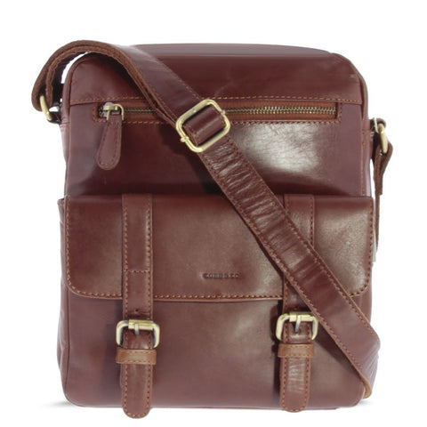 Murray Leather Satchel