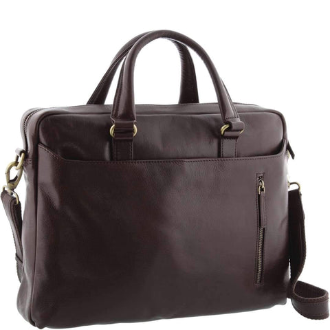 Seymour Large Leather Portfolio Bag