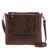 Ormond Unisex Leather Crossbody