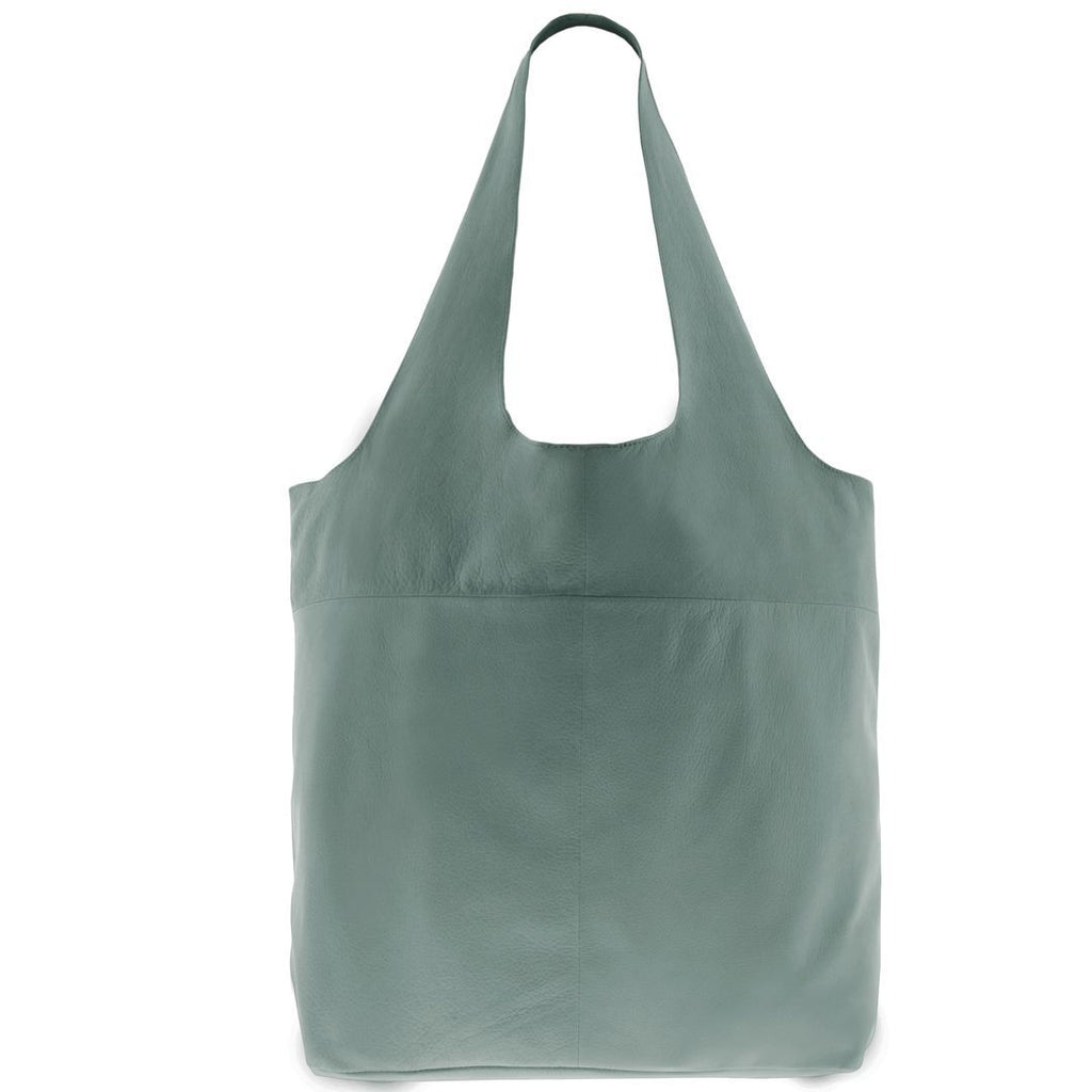 Emerald Large Leather Tote