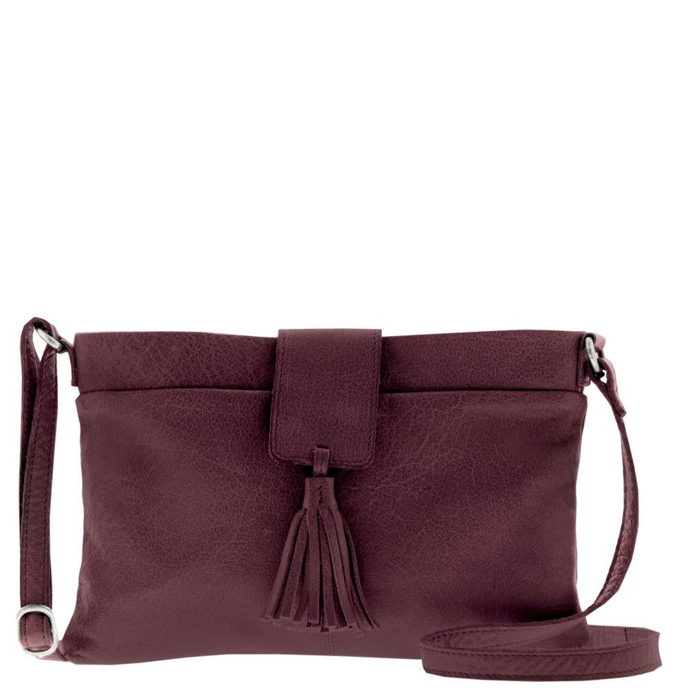 Lorne Soft Leather Crossbody