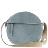 Menzies Leather Circle Crossbody
