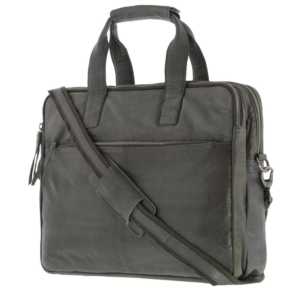 Lawson Soft Leather Briefcase