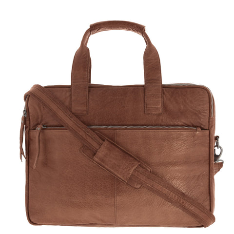 Lawson Jr Leather Briefcase