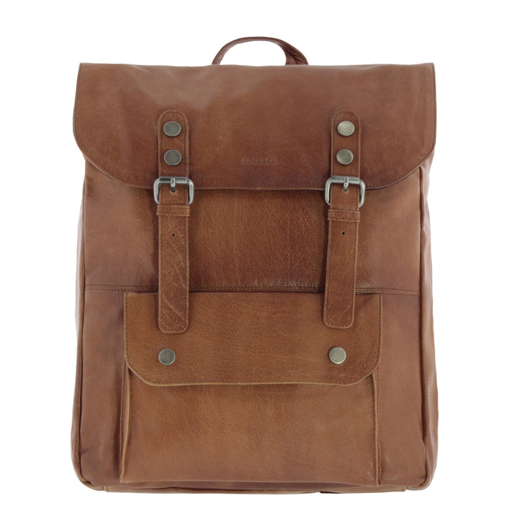 Wentworth Jr Leather Backpack