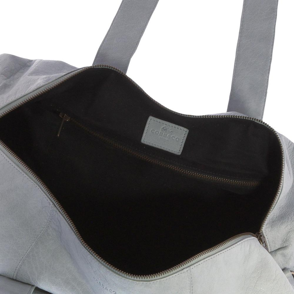 Southport Soft Leather Duffle Bag