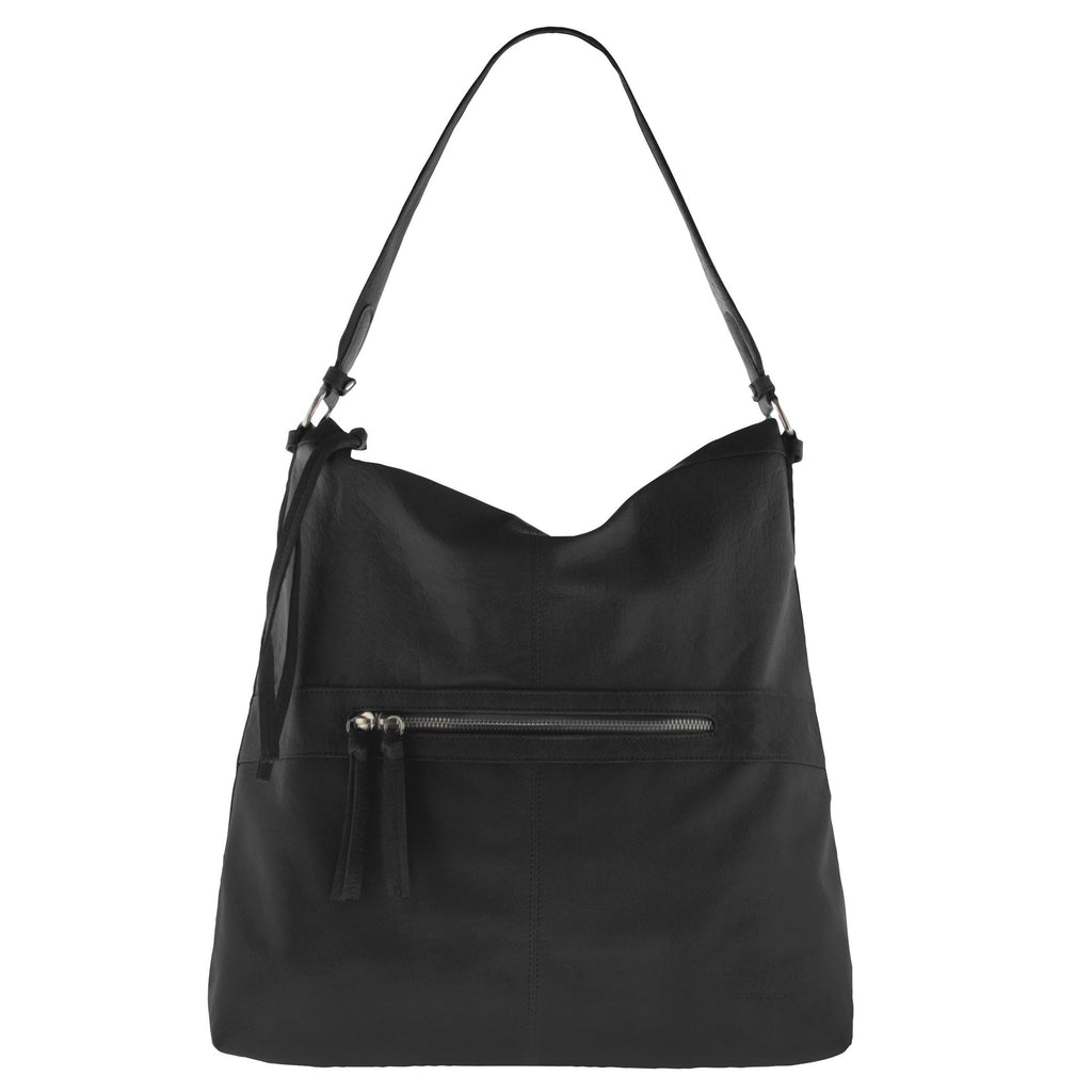 Mackay Leather Hobo