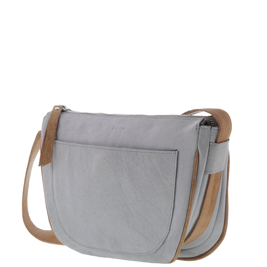 Windsor Leather Half Moon Crossbody