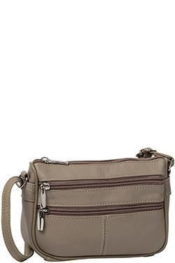 Cobb & Co-Joe Leather Crossbody-TAUPE-Crossbody Bag |Gabee.com.au leather, Bags & Accessories since 1949 - 2