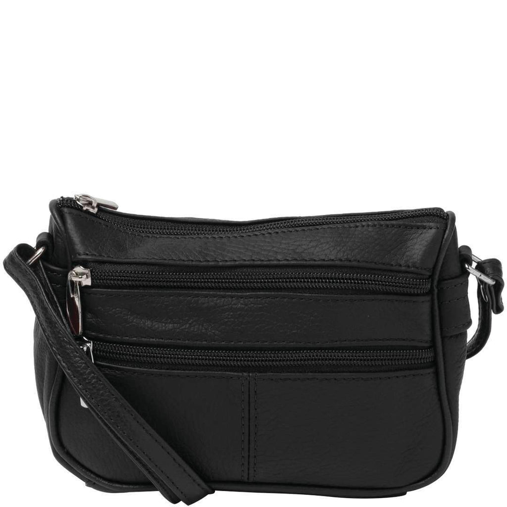 Joe Leather Crossbody