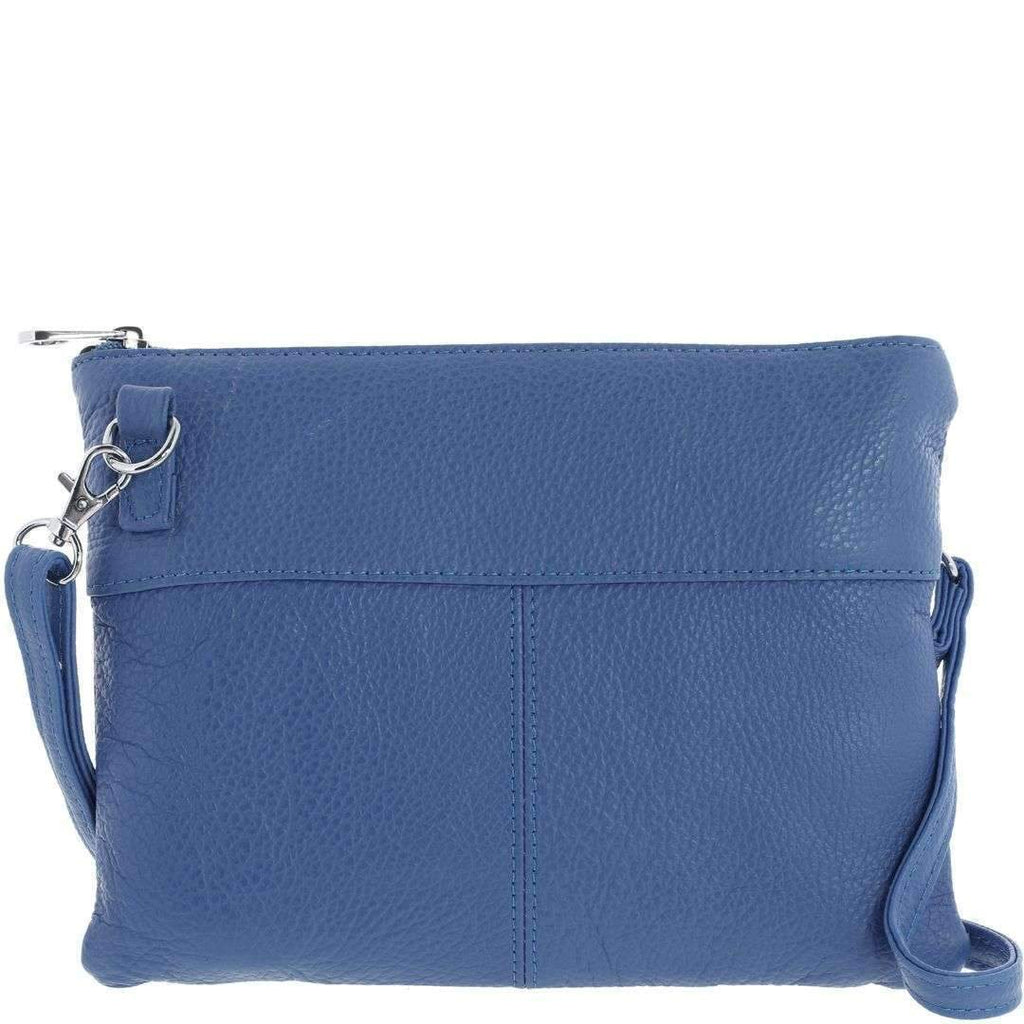Shiloh Leather 2 in 1 Crossbody Bag