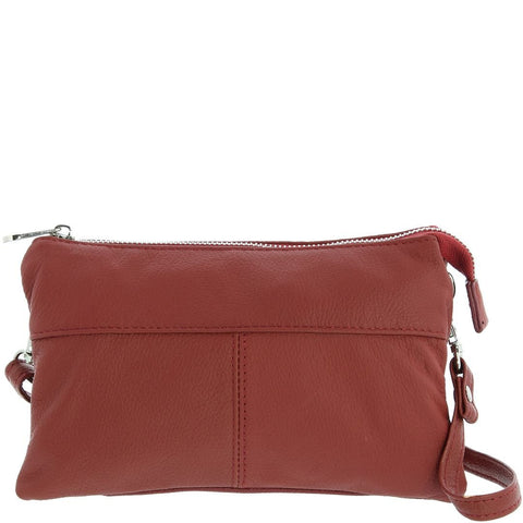Cobb & Co-Christina Leather Crossbody Bag-RED-Crossbody Bag |Gabee.com.au leather, Bags & Accessories since 1949 - 1
