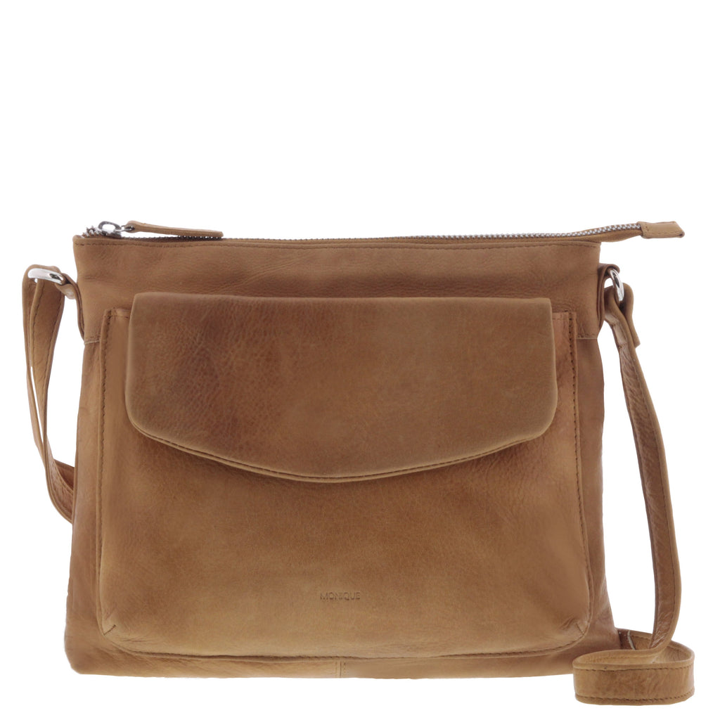 Audrey Leather Envelope Crossbody