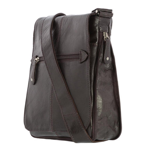 Alex Leather Satchel (Medium)